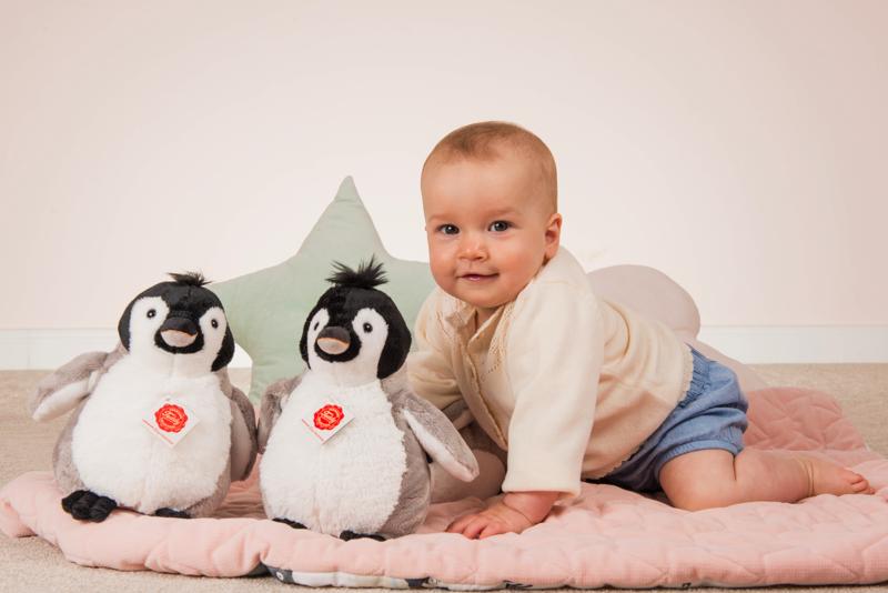Pinguin 21 cm Teddy Hermann