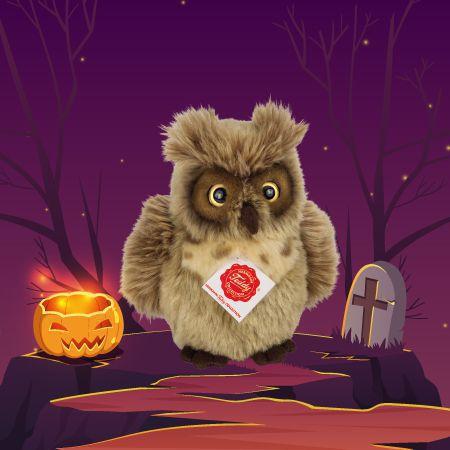 Halloween Kuscheltiere