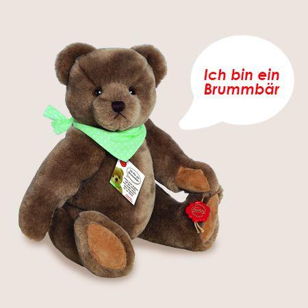 Bären mit Brummstimme